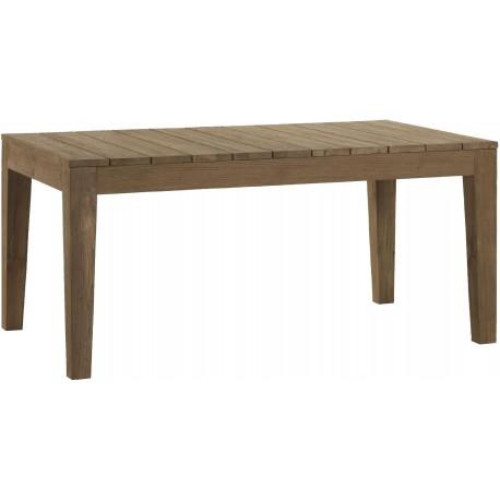 Table Family - Table en Teck brossé - Naturel