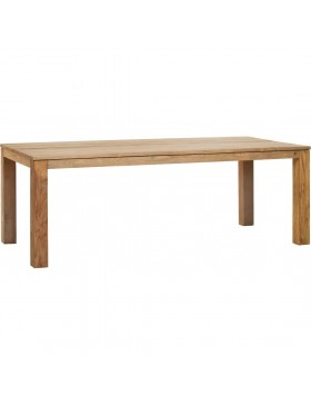 Table salle a manger - Table Drift naturel brossé
