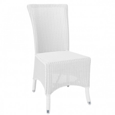 Chaise Lloyd Loom Mary Blanc - IOD Design