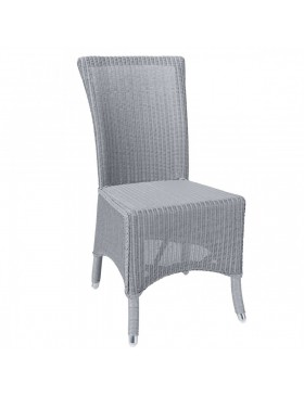 Chaise Lloyd Loom Mary Bleu gris - IOD Design