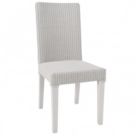Chaise Lloyd Loom Bridget Nuage IOD Design
