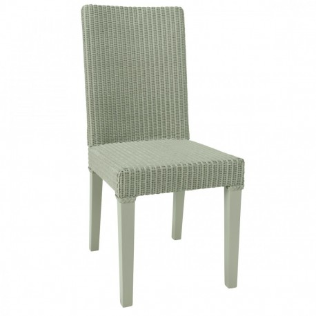 Chaise Lloyd Loom Bridget Pistache IOD Design