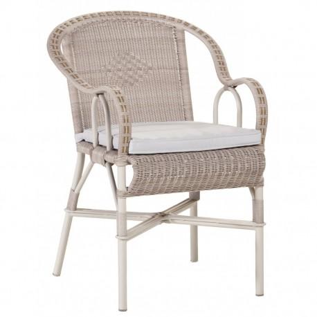 Option coussin perle fauteuil grand-père